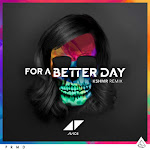 Avicii - For a Better Day (KSHMR Remix) - Single Cover