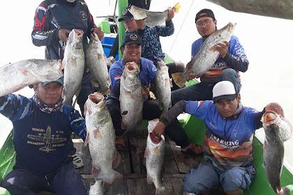 Perahu Mancing Surabaya Armada SUKAMANCING