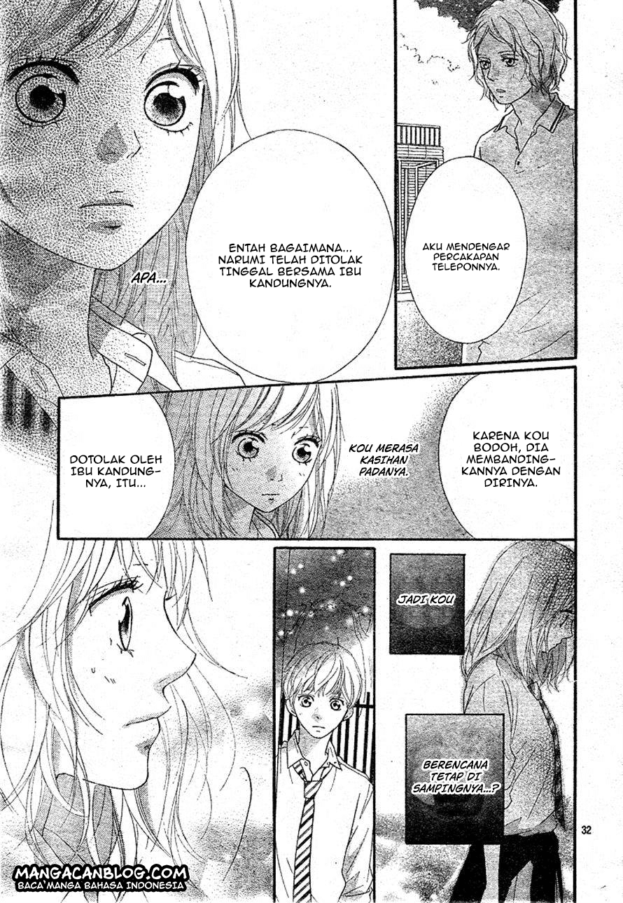 Ao Haru Ride Chapter 22-32