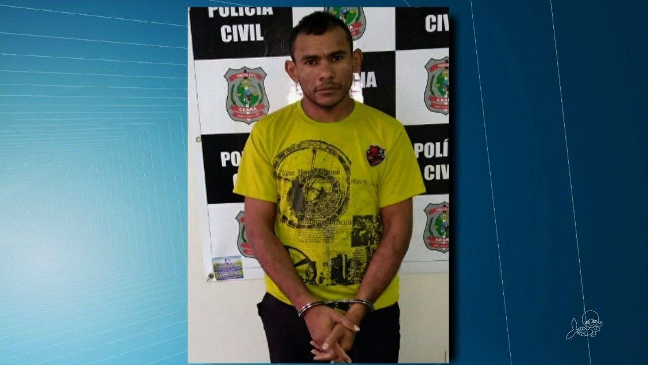 Homem é preso suspeito de matar travesti Priscila em Sobral, no Ceará