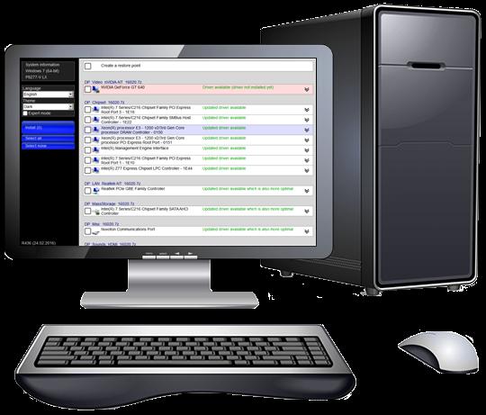 Snappy Driver Installer R439 [Portable][Una práctica herramienta para instalar y actualizar drivers]