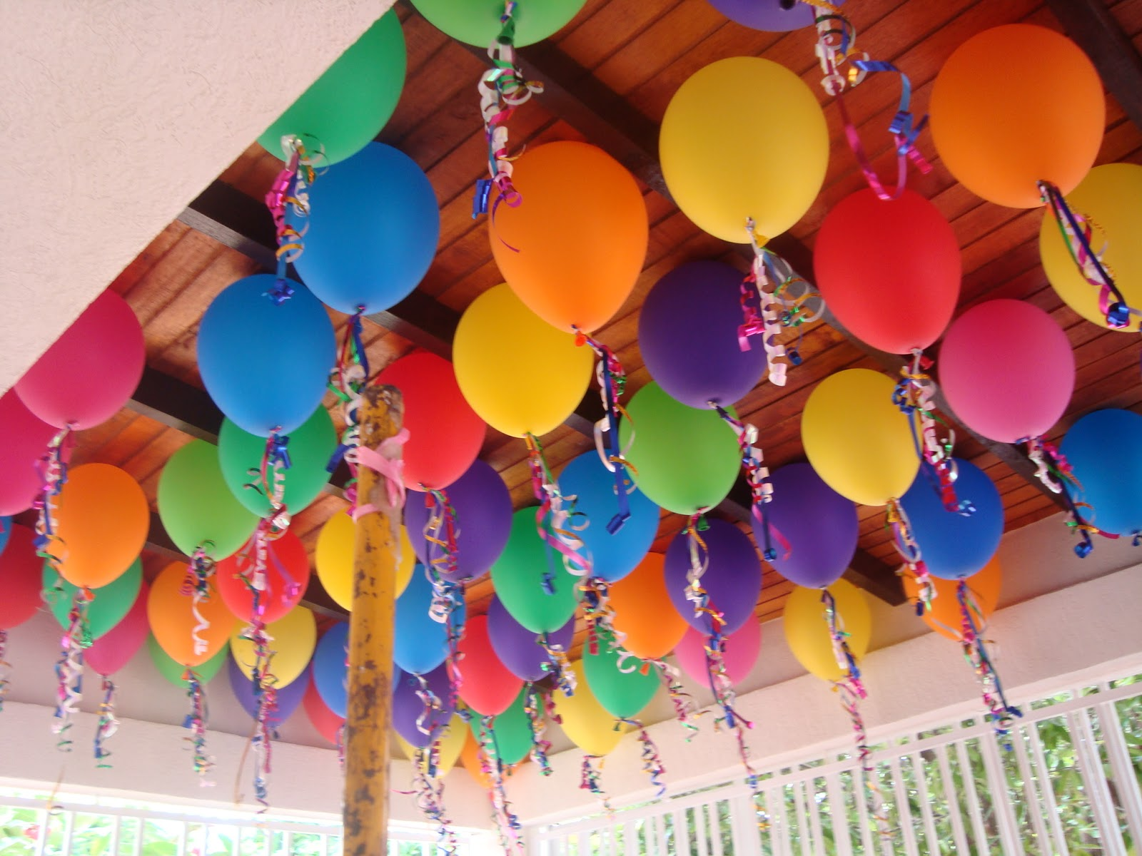 Dise os e im genes decoraciones con globos for Ver decoraciones