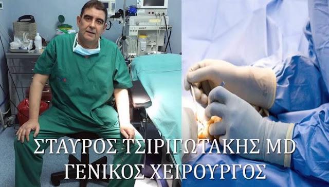 Σταύρος Τσιριγωτάκης - «Ο θυρεοειδής χρόνια δεν κοιτά…»
