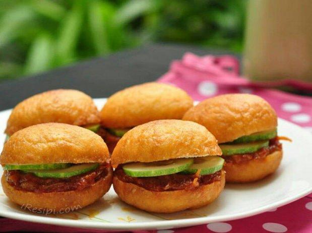 resepi pau sambal sukatan cawan, resepi burger malaysia mat gebu, resepi burger sedap, resepi burger ayam, resepi burger daging, mini burger, resepi pau sambal azie, resepi donut sambal,