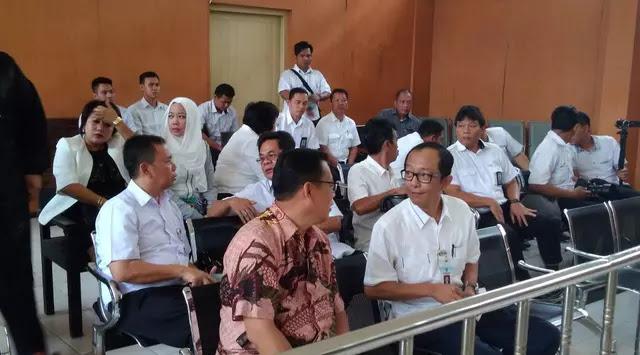 Dua Terdakwa Tipikor Dana Hibah dan Bansos Adalah Pejabat Pemprov Sumatra Selatan
