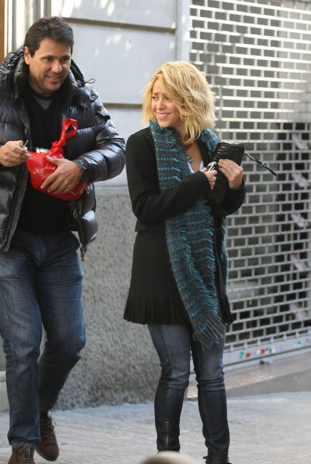 Shakira out in Barcelona - 01/28/2019