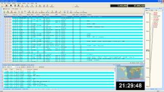 Ham Radio Deluxe : Latence / Ralentissement important de HRDLOG (Version gratuite) Hrdlog