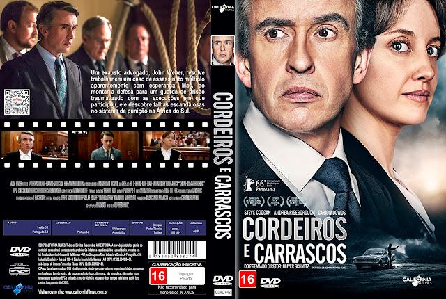 Capa DVD Cordeiros e Carrascos [Exclusiva]