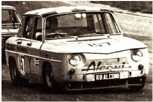 alconi conversion for renault r8 r10 models 1964 1970 renault 8 gordini alconi fantastic. Black Bedroom Furniture Sets. Home Design Ideas