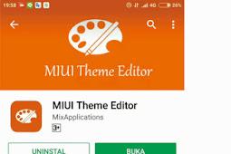 Cara Pasang Tema Pihak Ketiga di Xiaomi dengan MIUI Theme Editor