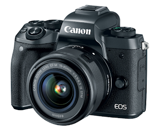 Canon EOS M5 Mirrorless DSLR Camera