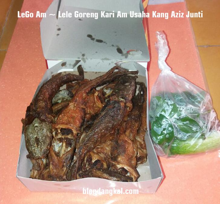 LeGo Am ~ Lele Goreng Kari Am Usaha Kang Aziz Junti