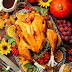 Traditional Thanksgiving Dinner at Madison Steakhouse Anantara Siam Bangkok Hotel 23 November 2017