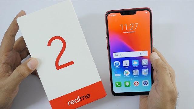 Harga Realme 2 Pro Murah Terbaru dan Spesifikasi