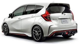 Nissan Note Nismo Bumber