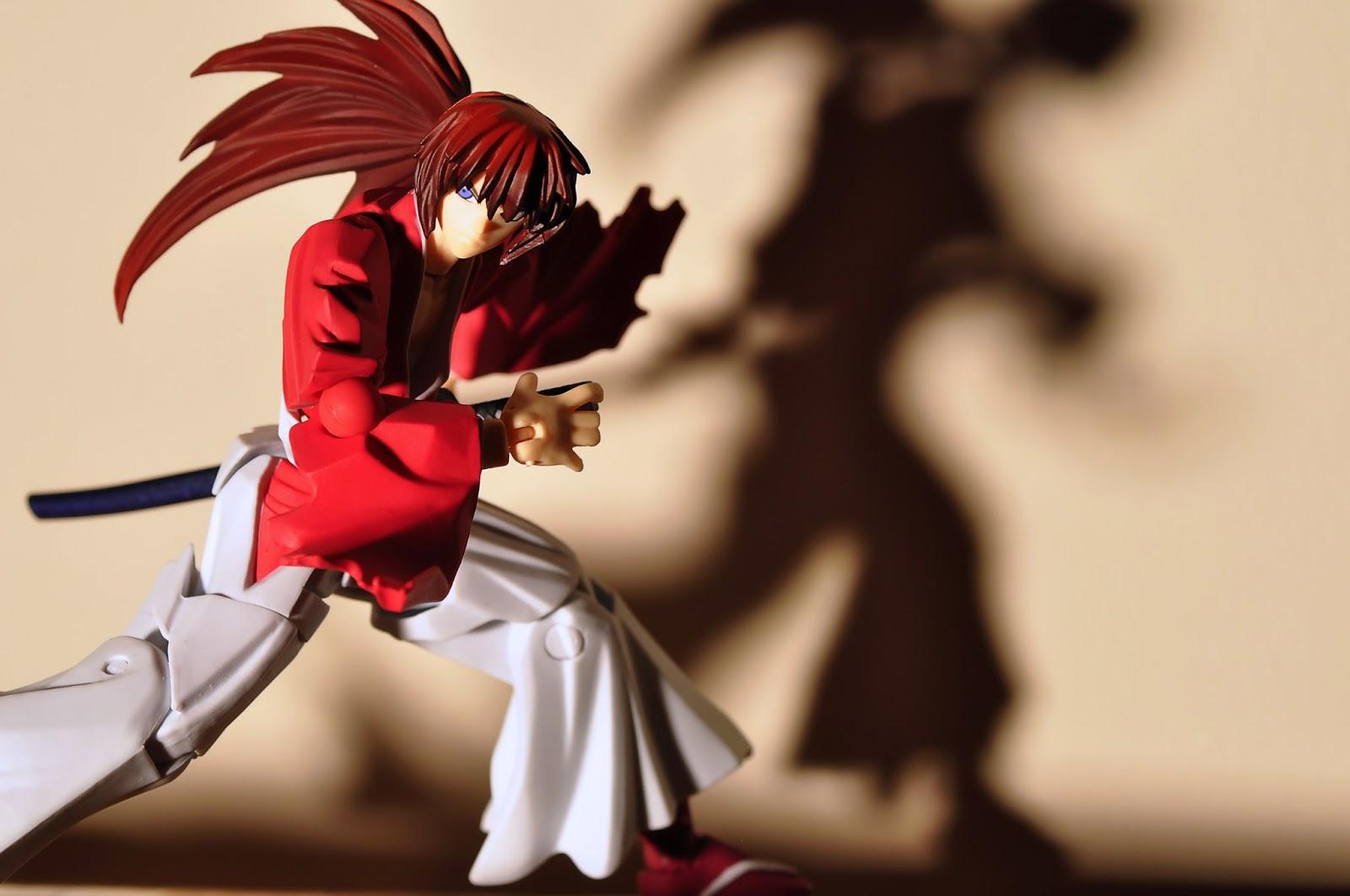 Rurouni Kenshin Samurai X HD Wallpaper