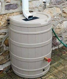 Ideas para reutilizar el agua