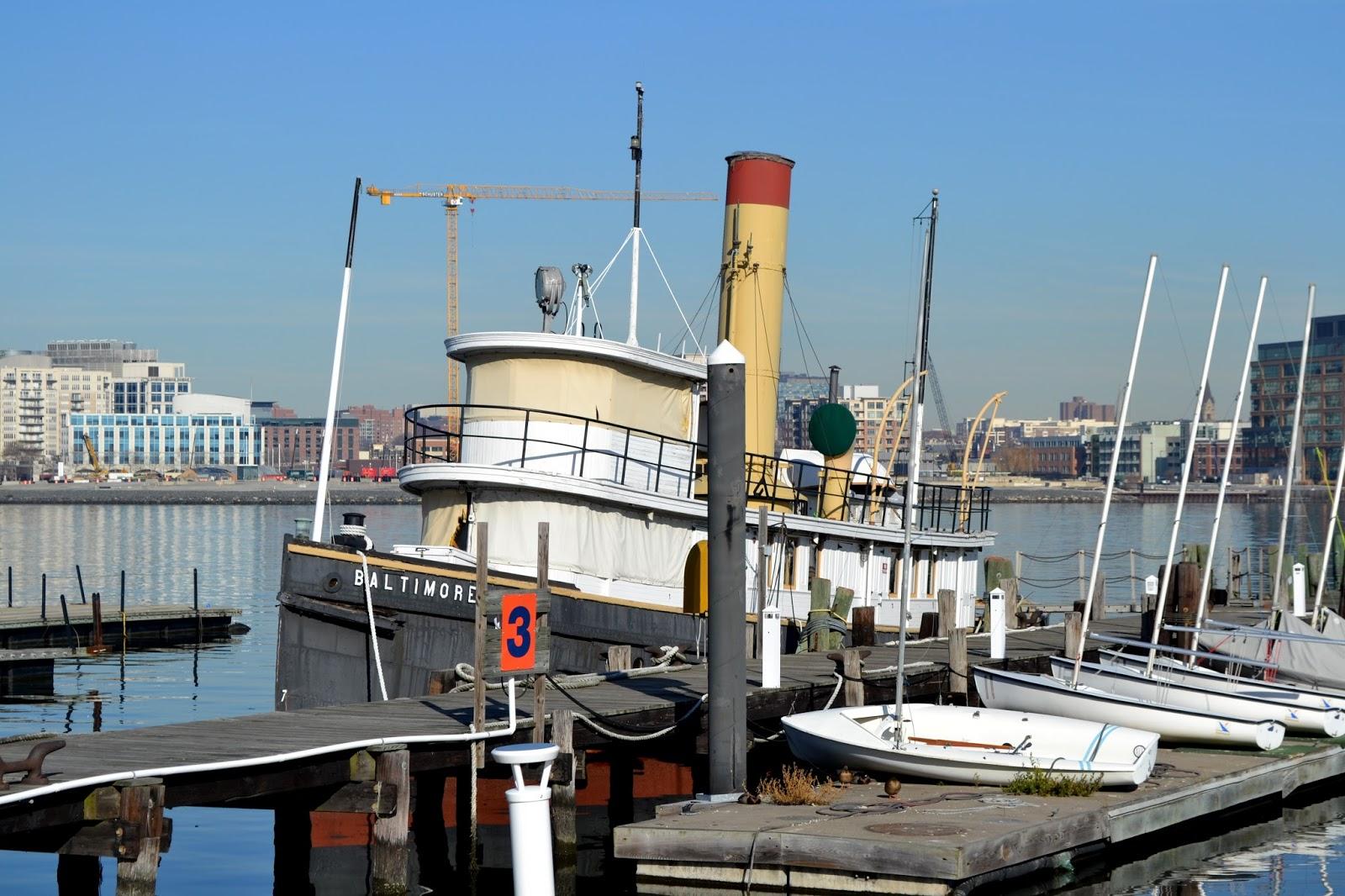 Балтиморский музей промышленности, Балтимор, Мэриленд (The Baltimore Museum of Industry)