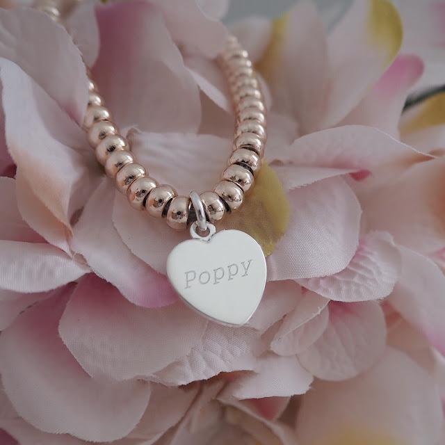 Aspire style personalised friendship bracelet