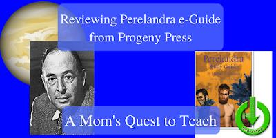 C.S. Lewis, Venus, and Perelandra e-Guide cover