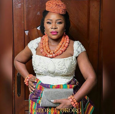 Singer-Omawumi-issa-Beautiful-Bride-celebrity-news
