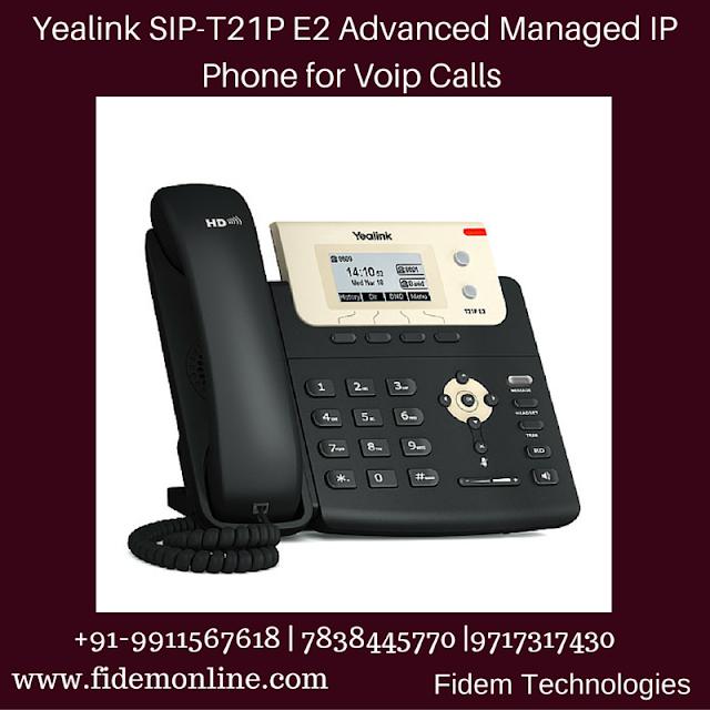 Yealink | Yealink IP Phones (SIP-T20,SIP-T20P,SIP-T21,SIP-T21P,SIP