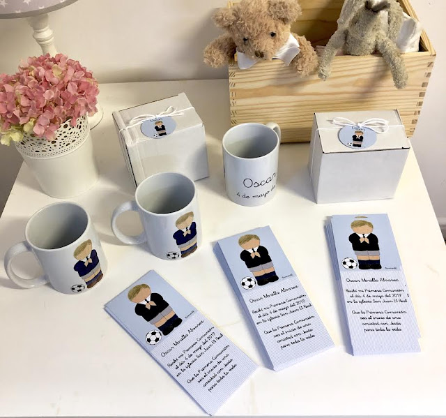 ideas regalo para invitados primera comunión