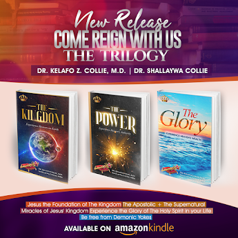 The Trilogy: The Kingdom, The Power, The Glory Three Books - One Message