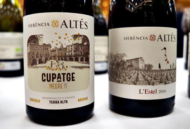 wina herencia altes