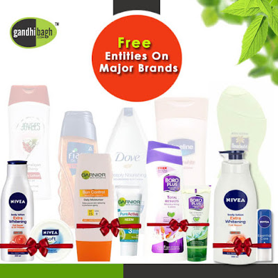 online body care products