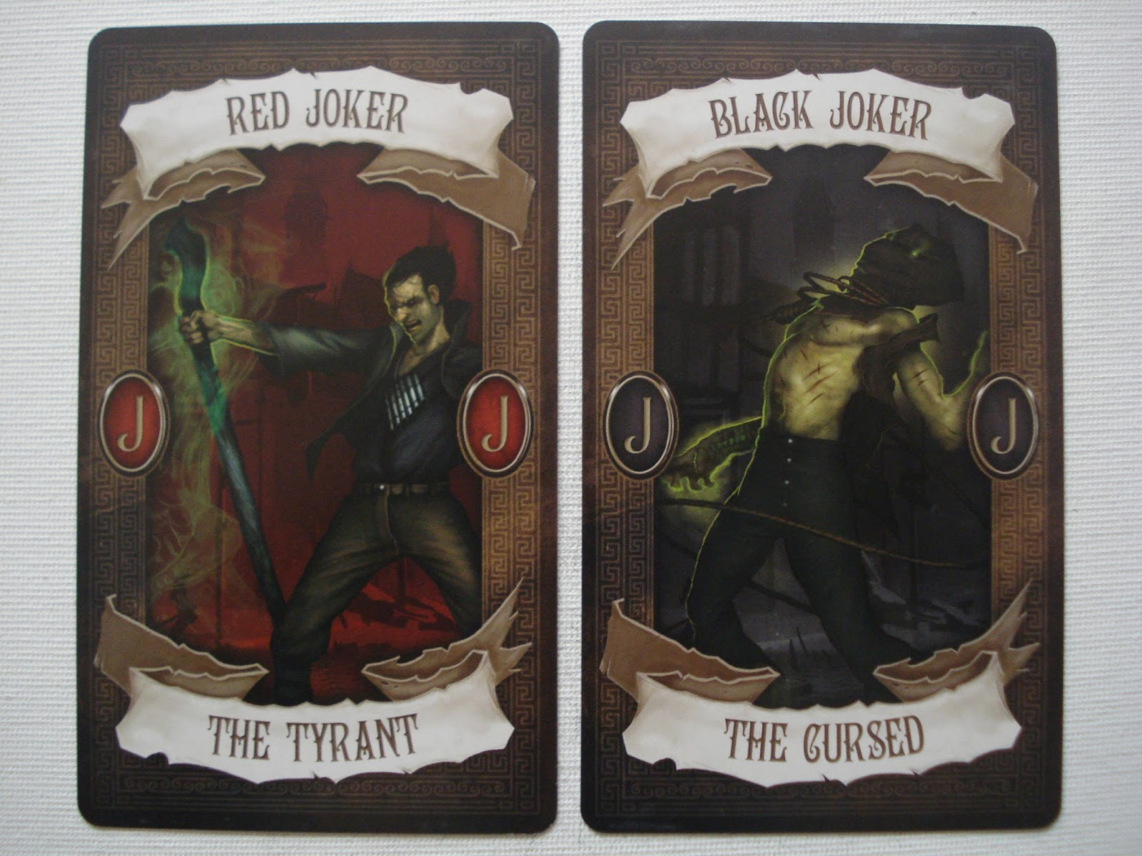 Unboxing Malifaux - 'Tarot Fate Deck' - News, Reviews, & Discussion