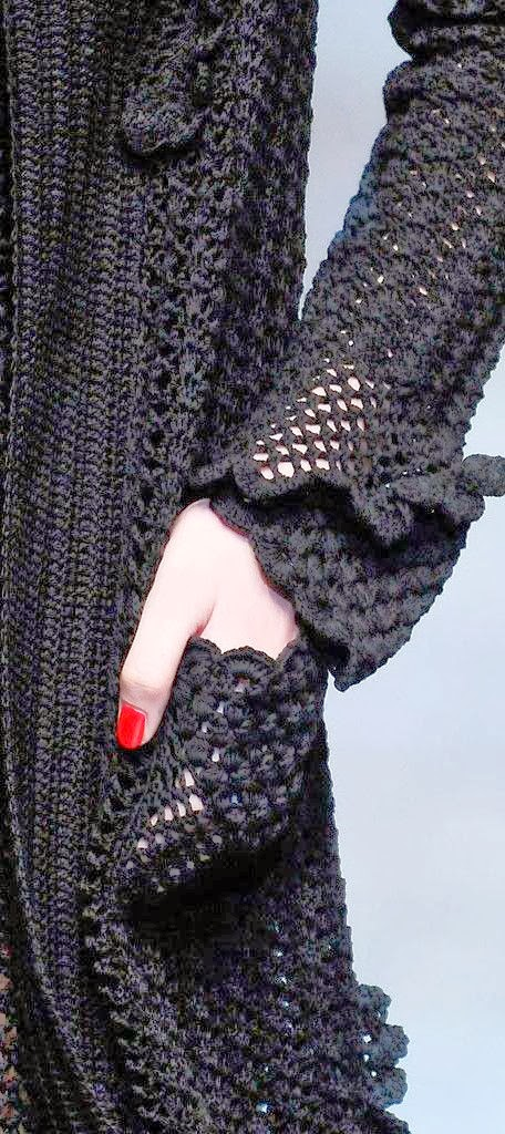 knitted fashion in details ♥✤ | KeepSmiling | BeStayClassy