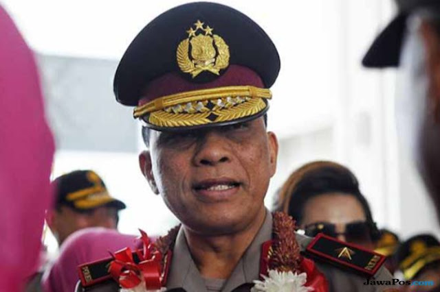Kapolda Riau ke Panitia Deklarasi #2019GantiPresiden: Batalkan!