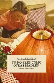 Angelika Schrobsdorff, literatura alemana, II Guerra Mundial