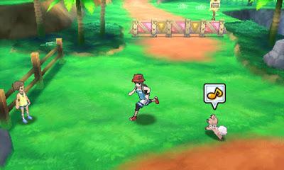 Pokemon Ultra Moon Screenshot 3