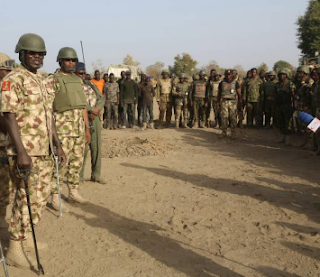 Get Shekau Dead Or Alive'' Army chief, Lt. Gen Tukur Buratai charges troops