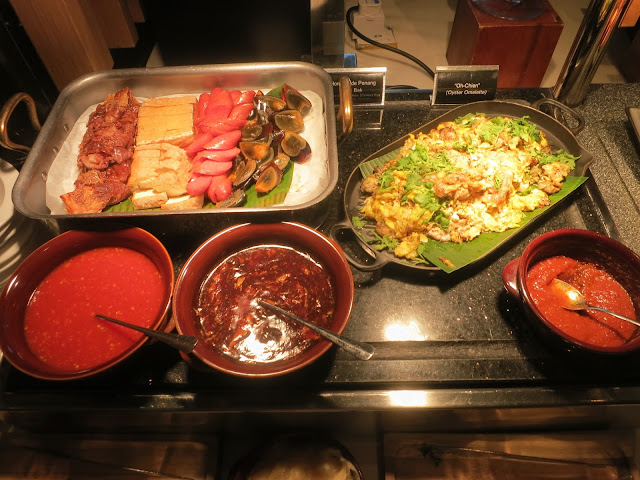 槟城卤肉与蚝煎