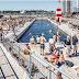 شاهد بالصور أفتتاح اكبر مجمع للسباحة في مدينة آرهوس aarhus
