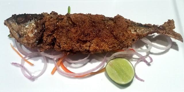 Fish Rawas Fry