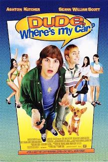 Dude, Where's My Car? (2000) นายดู๊ด รถตูอยู่ไหนหว่า