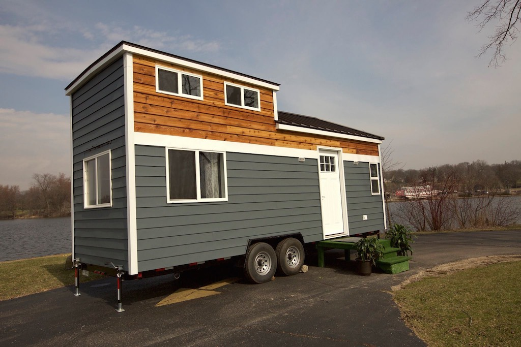 Notarosa From Titan Home Builders - Tiny House Town