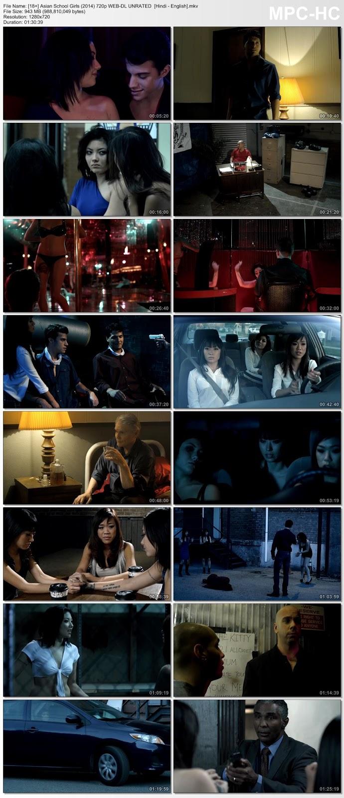 [18+] Asian School Girls (2014) 480p WEB-DL UNRATED Dual Audio [Hindi – English] 300MB Desirehub