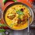 6. Recette  Poulet au lait de coco et curry facile