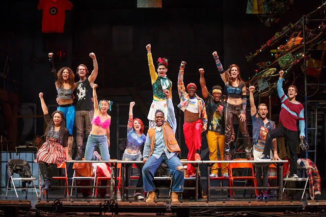 RENT 20th Anniversary Tour, Detroit, Broadway