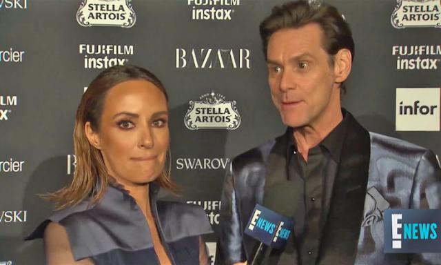 Jim Carrey da una entrevista y vuelve a preocupar a todos