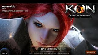 Knight of Night KON (콘) v1.00.100 Apk Android