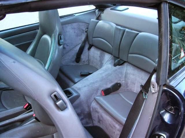 Porsche 911 Back Seat Shelf Question
