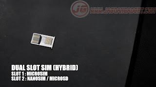 Slot SIM Card Hybrid Xiaomi Redmi 3