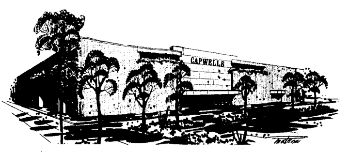 The Department Store Museum H C Capwell Co Oakland
