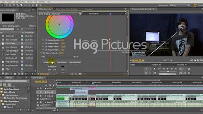 Belajar Color Grading Dasar dengan Adobe Premiere - Hog Pictures